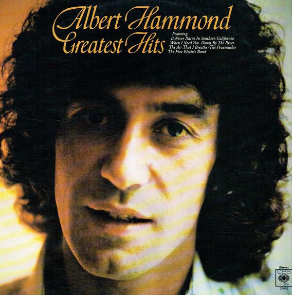 Hammond, Albert Greatest Hits Vinyl