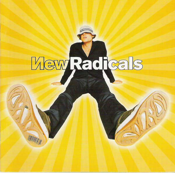 New Radicals Maybe You've Been Brainwashed Too CD