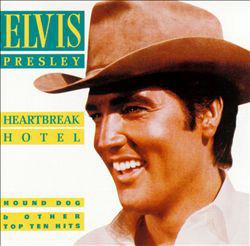 Presley, Elvis Heartbreak Hotel, Hound Dog & Other Top Ten Hits CD