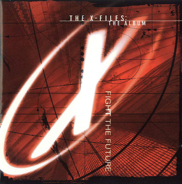Various The X-Files: The Album CD
