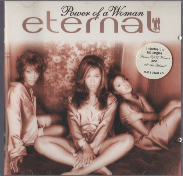 Eternal Power Of A Woman CD