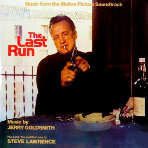 Goldsmith, Jerry The Last Run (Original Motion Picture Soundtrack)  Vinyl