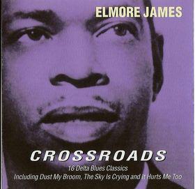 James, Elmore Crossroads Vinyl