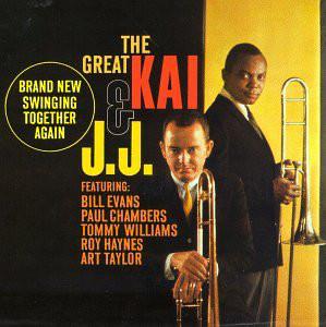 J.J. Johnson & Kai Winding The Great Kai & J. J. Vinyl