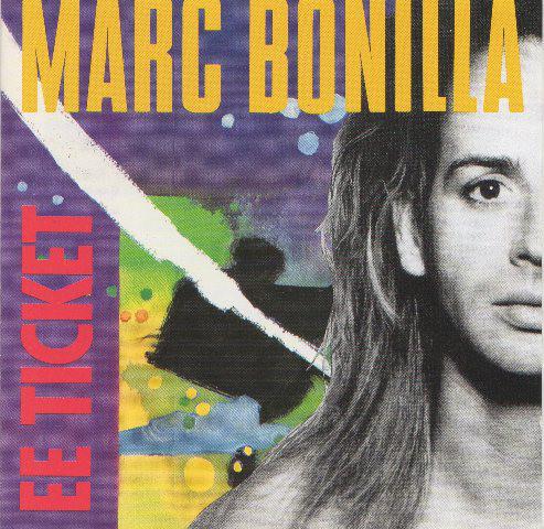 Bonilla, Marc EE Ticket CD