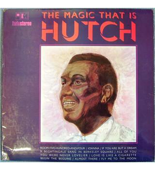 Hutch The Magic That Is Hutch Vinyl