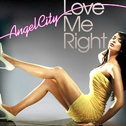 Angel City Love Me Right CD