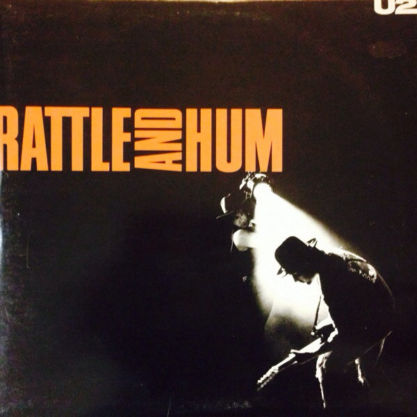 U2 Rattle And Hum Vinyl