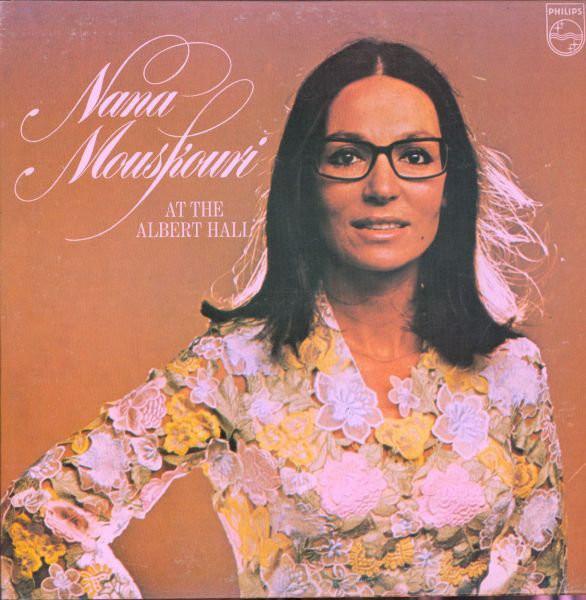 Mouskouri, Nana  Nana Mouskouri At The Albert Hall  Vinyl