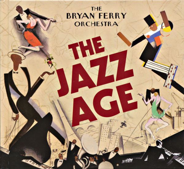 Ferry, Bryan The Jazz Age CD