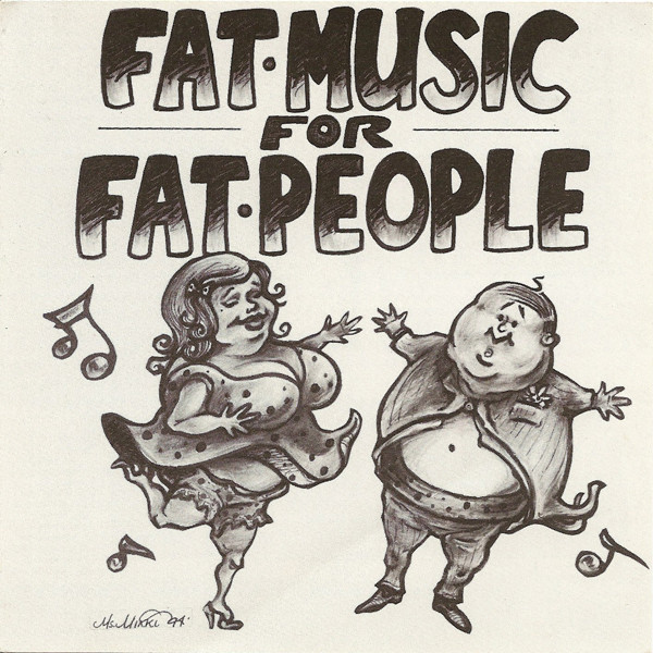 Various Artists Fat Music For Fat People