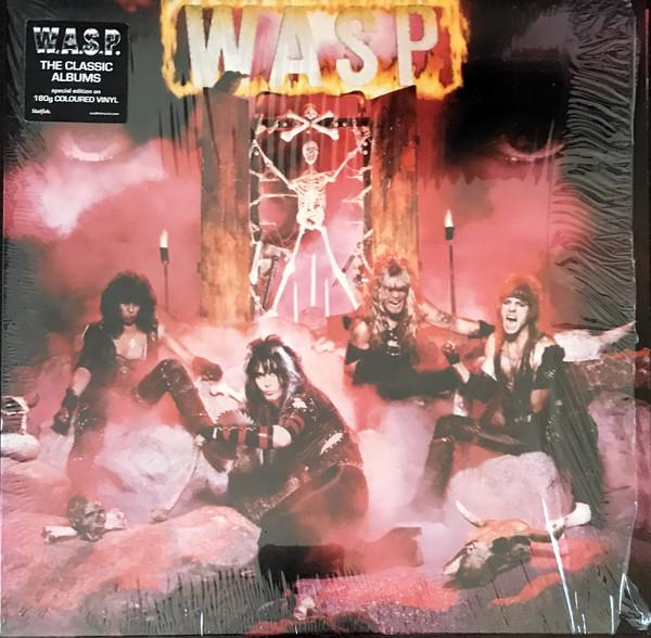 W.A.S.P. W.A.S.P. Vinyl