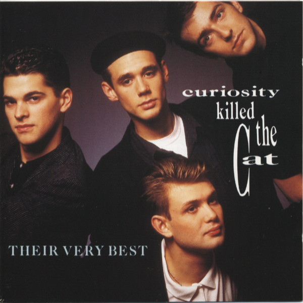 Curiosity Killed The Cat Their Very Best Vinyl