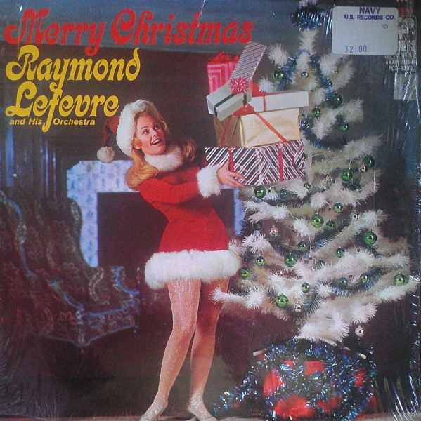 Raymond Lefevre And His Orchestra Merry Christmas Vinyl