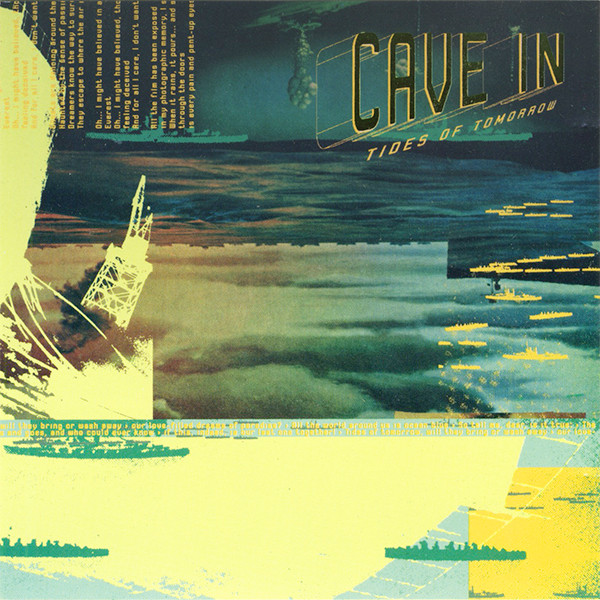 Cave In Tides Of Tomorrow CD