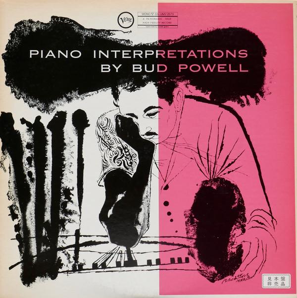 Bud Powell Piano Interpretations By Bud Powell Vinyl