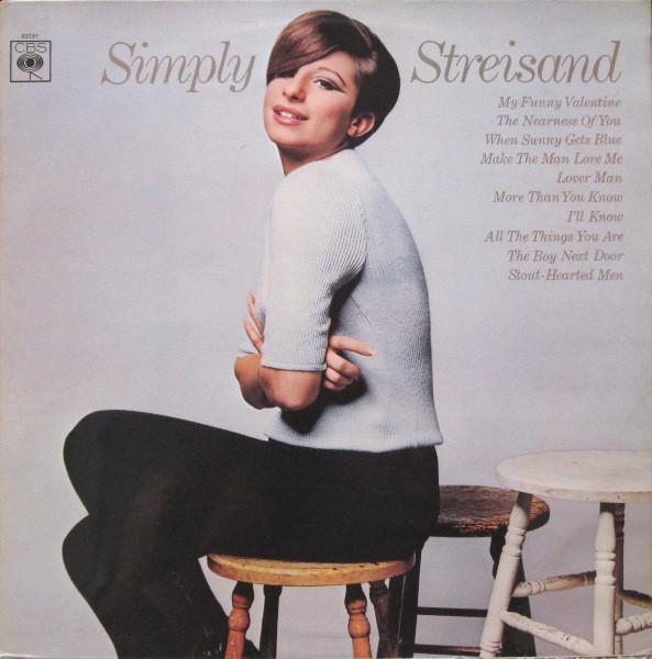Streisand, Barbra Simply Streisand
