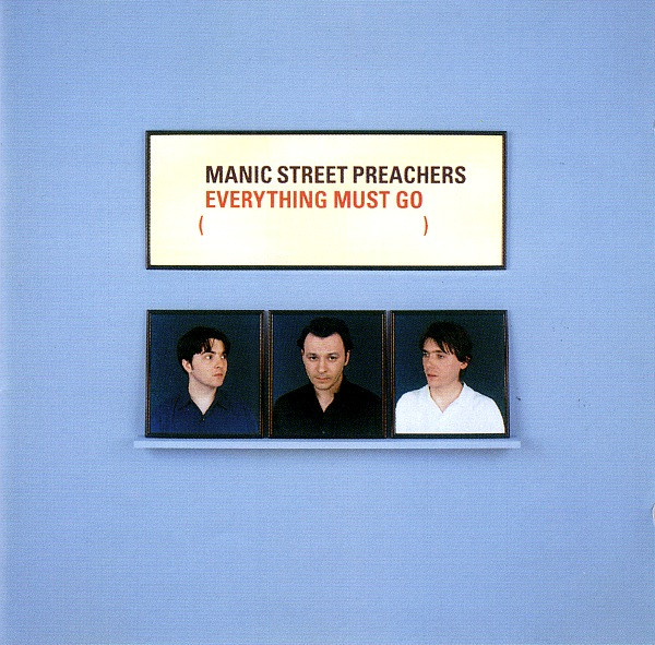 Manic Street Preachers Everything Must Go Vinyl