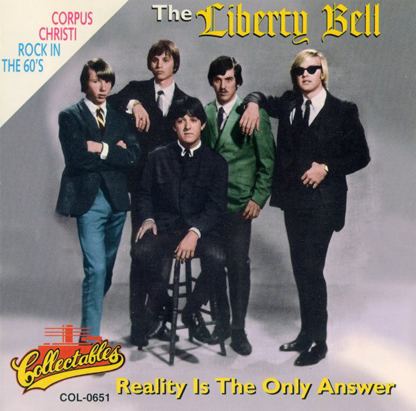 The Liberty Bell Reality Is The Only Answer