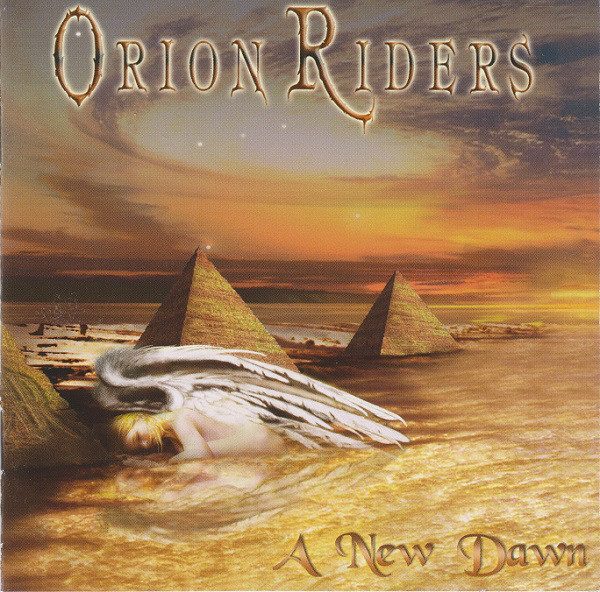 Orion Riders A New Dawn