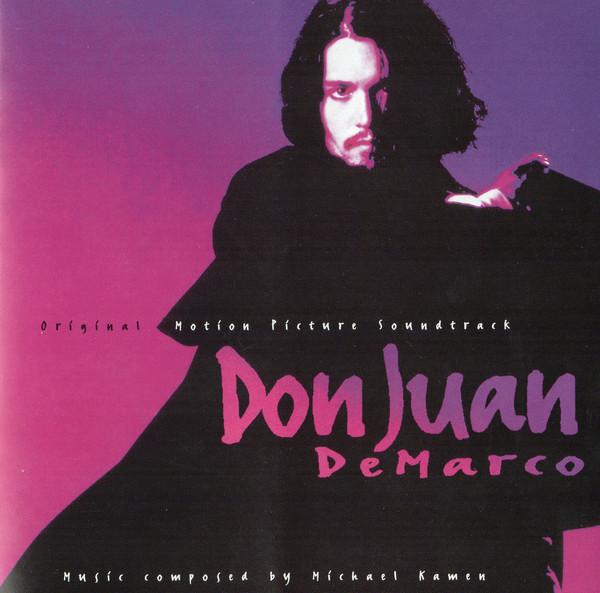 Michael Kamen Don Juan DeMarco (Original Motion Picture Soundtrack) CD
