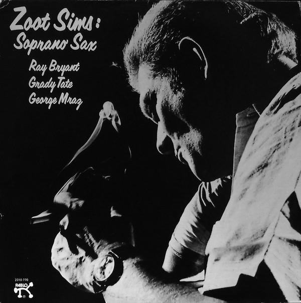 Zoot Sims Soprano Sax