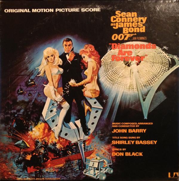 Original Motion Picture Score Diamonds Are Forever