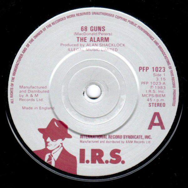 The Alarm 68 Guns