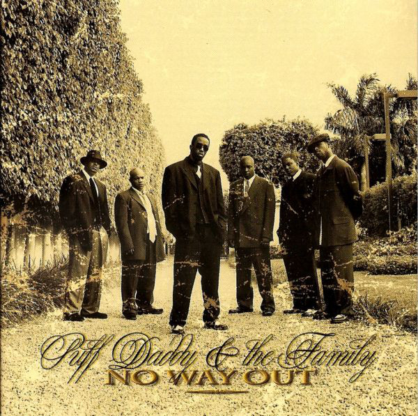 Puff Daddy & The Family No Way Out Vinyl