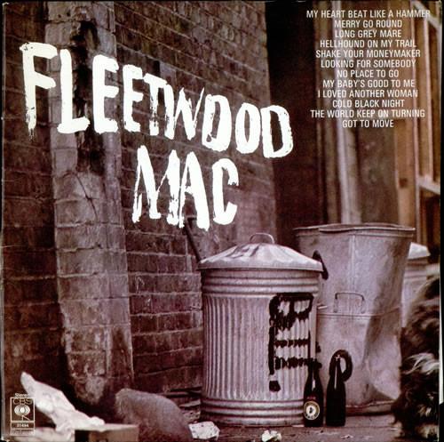 Fleetwood Mac Peter Greens Fleetwood Mac Vinyl