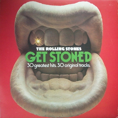 The Rolling Stones Get Stoned