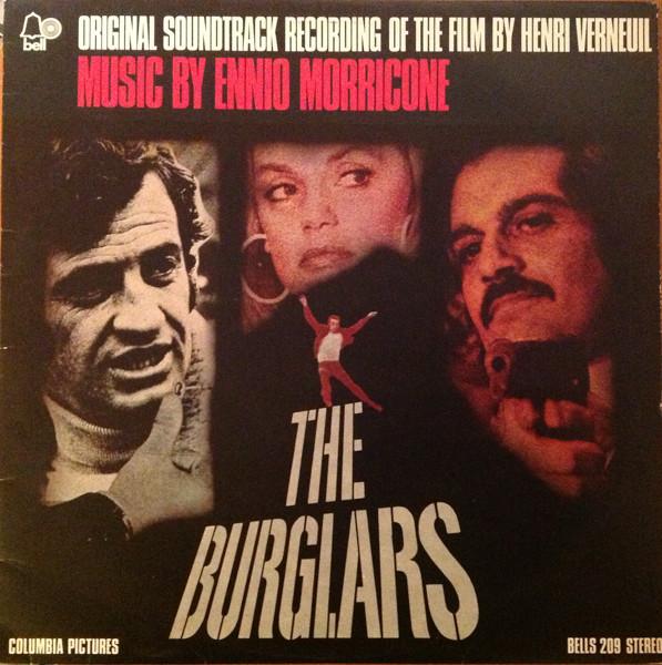 Ennio Morricone The Burglars (Le Casse)