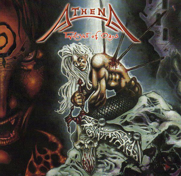 Athena Twilight Of Days CD