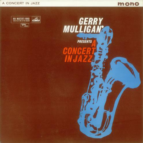 Mulligan, Gerry A Concert In Jazz
