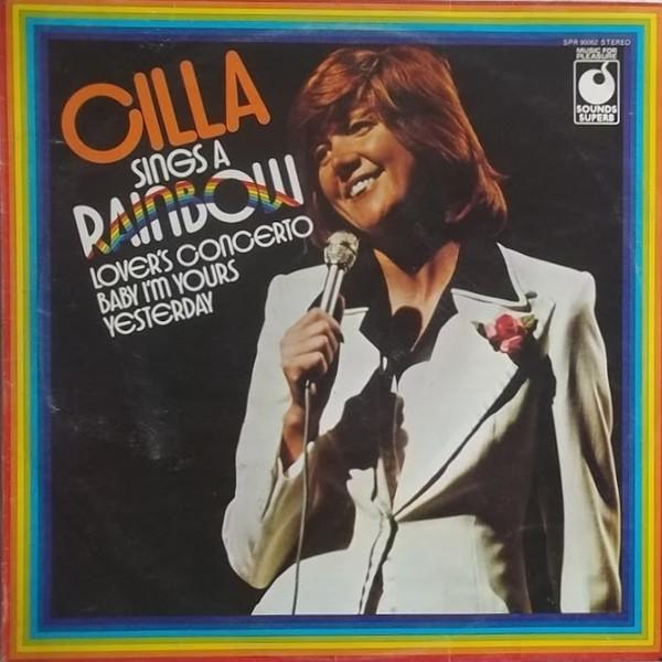 Black, Cilla Cilla Sings A Rainbow