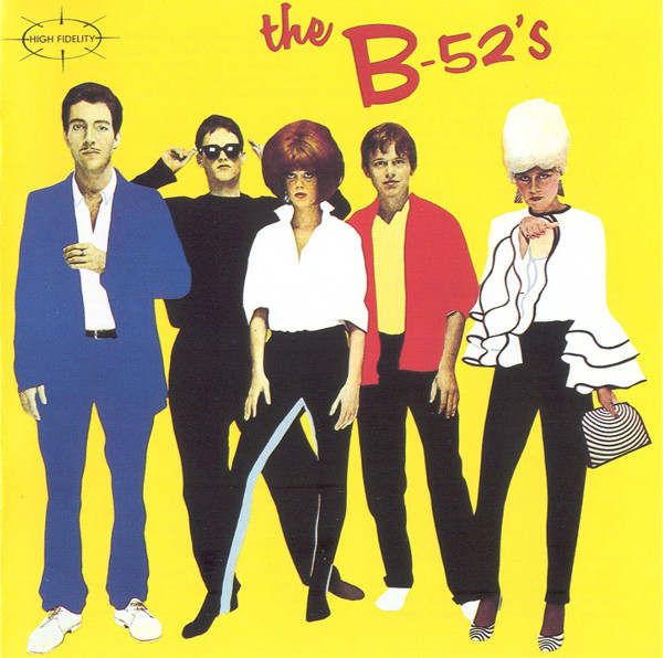 The B-52s The B-52s