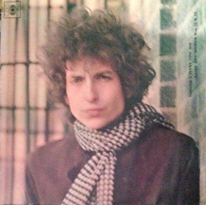 Dylan, Bob Blonde On Blonde