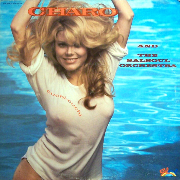 Charo And The Salsoul Orchestra Cuchi-Cuchi Vinyl