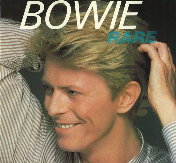 David Bowie Rare Vinyl