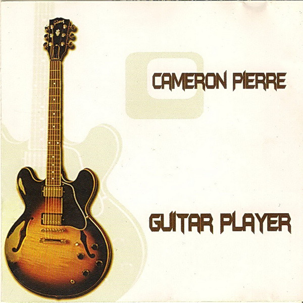 Pierre, Cameron Guitar Player (Autographed)