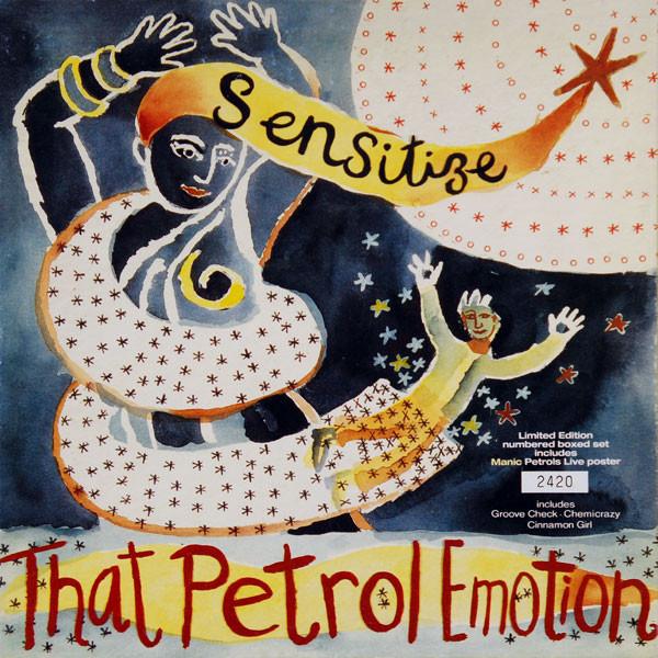 That Petrol Emotion Sensitize Vinyl