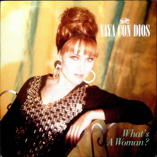 Vaya Con Dios What's A Woman? Vinyl
