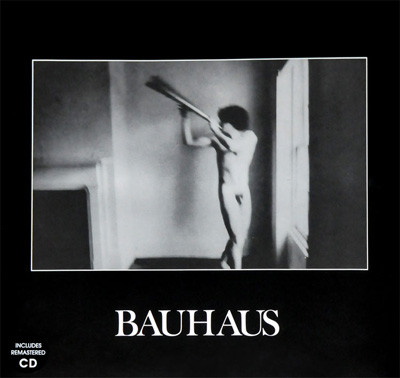 Bauhaus In The Flat Field Vinyl