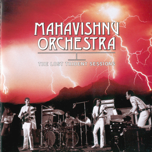 The Mahavishnu Orchestra The Lost Trident Sessions Vinyl