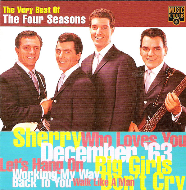 The Four Seasons The Very Best Of