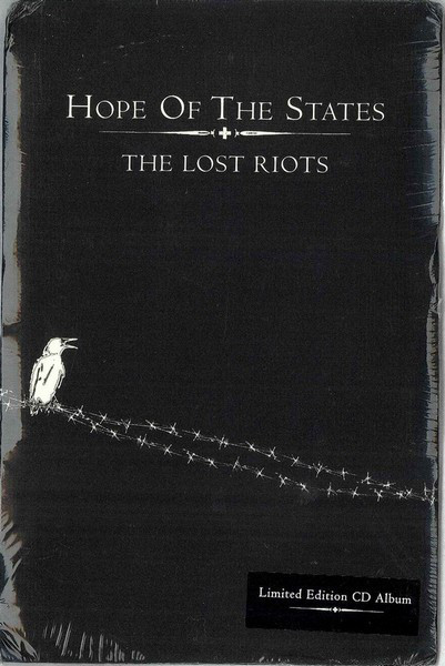 Hope Of The States The Lost Riots CD