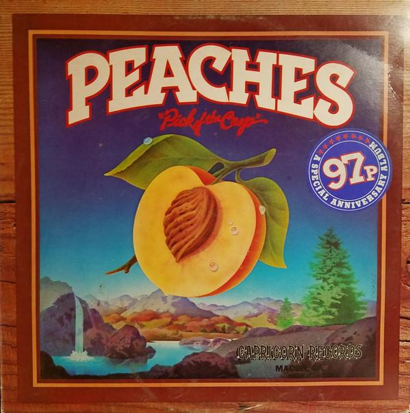 Peaches Pick Of The Crop Vinyl