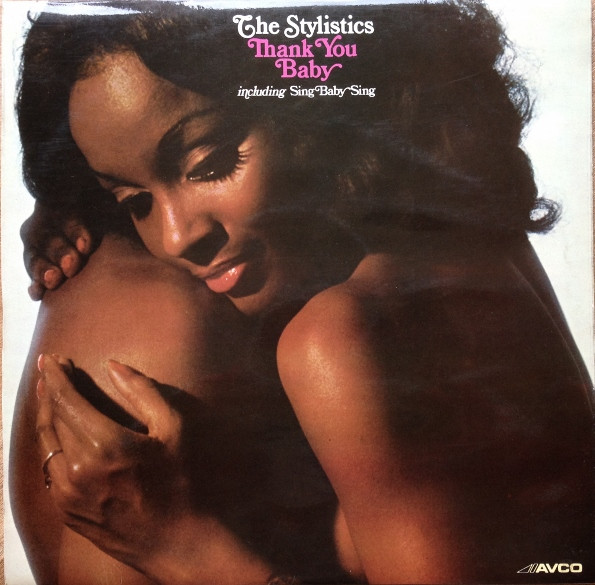 Stylistics (The) Thank You Baby