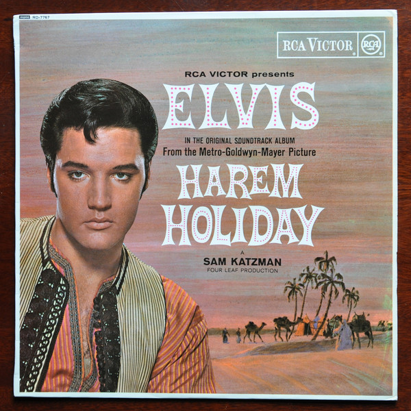 Presley, Elvis Harem Holiday Vinyl