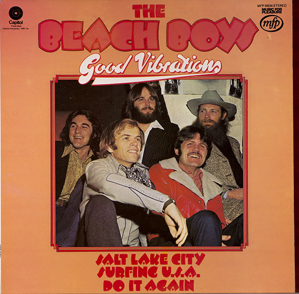 Beach Boys (The) Good Vibrations